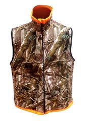 Картинка Жилет двуxсторонний Norfin Huntingh Reversable Vest р.S, Камо (724001-S) 724001-S   раздел Жилеты