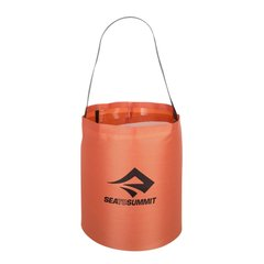 Картинка Ведро Sea To Summit - Folding Bucket Red, 10 л STS AFB10   раздел Канистры и ведра
