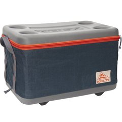 Картинка Kelty сумка-холодильник Folding Cooler 45 L blue 24651019-PND   раздел Термопродукция