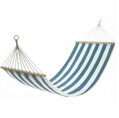 Картинка Гамак KingCamp Canvas Hammock KG3712 Blue   раздел Гамаки