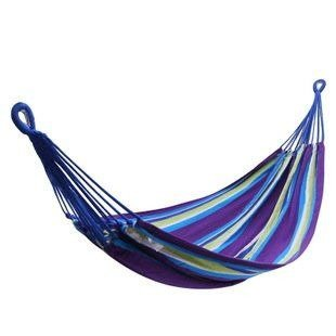 Картинка Гамак KingCamp Canvas Hammock KG3761/04 purple/yellow   раздел Гамаки