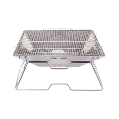 Картинка Гриль на углях Kovea Magic II Stainless BBQ KCG-0901   раздел Мангалы,барбекю, гриль