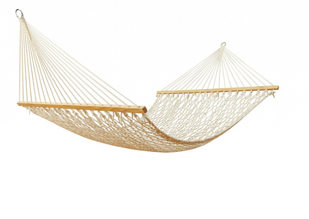 Картинка Гамак KingCamp Canvas Hammock KG3766 white   раздел Гамаки